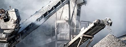 Metalúrgica Madrileña - Cemento, trituración y molienda