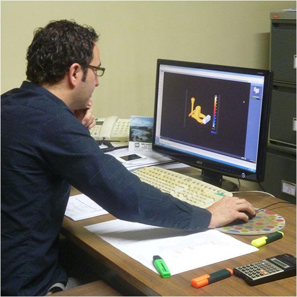 Metalúrgica Madrileña - Ingeniería, oficina técnica