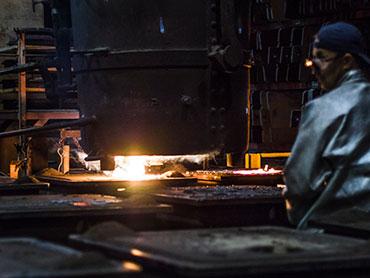 Metalúrgica madrileña - Instalaciones y Maquinaria