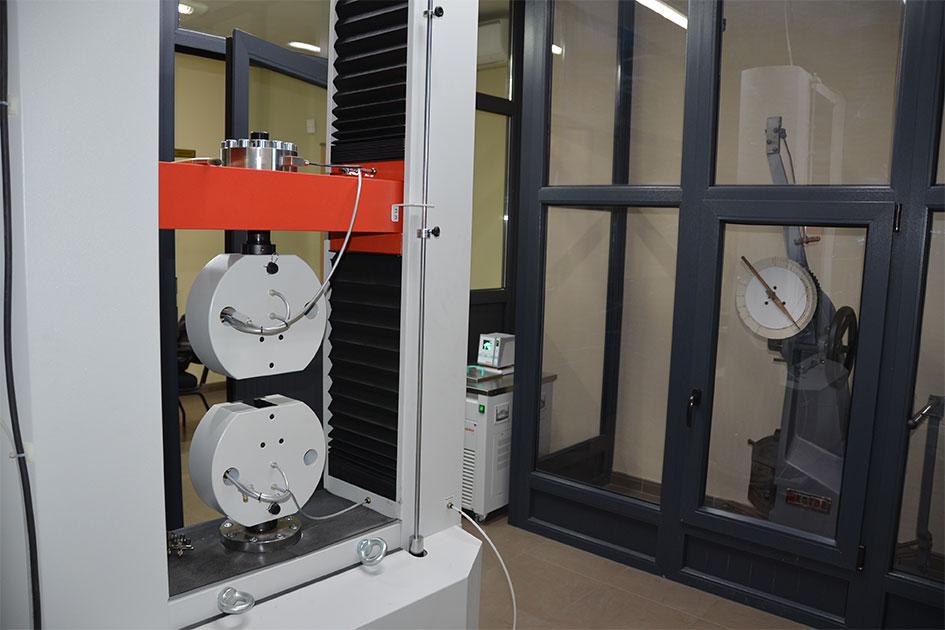 Metalúrgica madrileña - Laboratorios